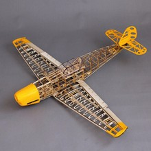 цена BF109 model,Woodiness model plane,bf 109 model RC airplane,DIY BF109 model remote control plane kit онлайн в 2017 году
