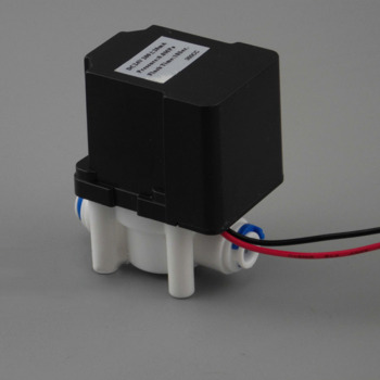 Electric Waste Water Ratio Solenoid Valve Of Pure Water Machine 24V 300cc18s Automatic Flushing RO Water Reverse Osmosis System 3pcs 1 4 inch flow control valve ro reverse osmosis membrane water purifier waste water than the regulator control valve