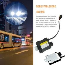 Bulb Ballast-Kit Hid-Kit Xenon H7 Headlight Replace Halogen-Lamp 6000k H3 H11 4300k Slim