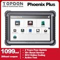 Topdon Phoenix Plus Car Diagnostic Tool OBD2 II Full Function Diagnostic