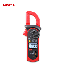 UNI-T UT200A Professional Digital Clamp Meter Ohm DMM DC AC Voltmeter AC Ammeter Resistance Testers With Backlight