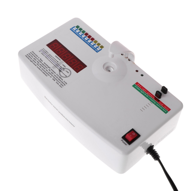 Tools : Optical Lens Anti-radiation Ultraviolet Ray UV Tester Detector Measurer 13B 220V Au22 19 Dropship