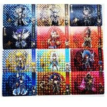 Hypnos Thanatos-Toys Collection-Cards Anime Saint Seiya SDD Hobbies Gods Twelve 12pcs/Set