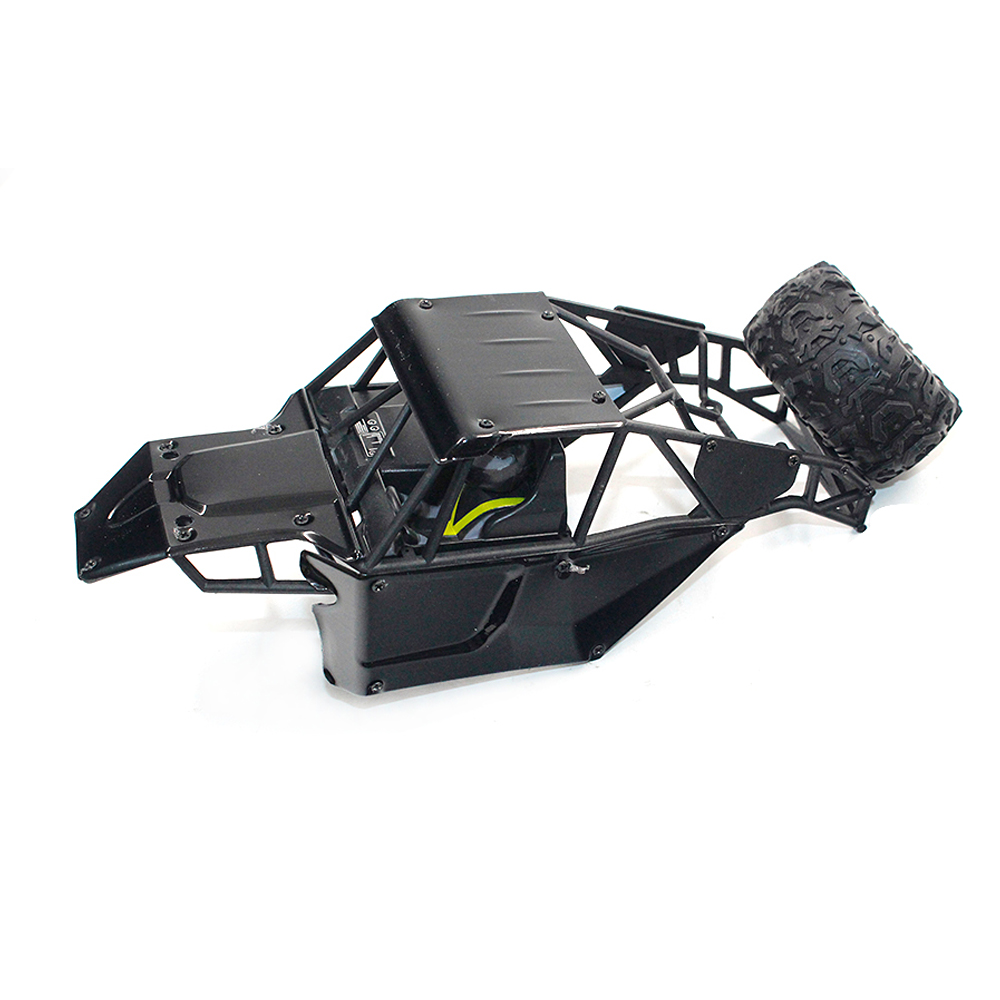 PX9300-25B 9303-1 Chassis Hard Body Shell Upgrade Hard Body Shell Durable 1:18 Plastic RC Parts For RC Car Truck Parts