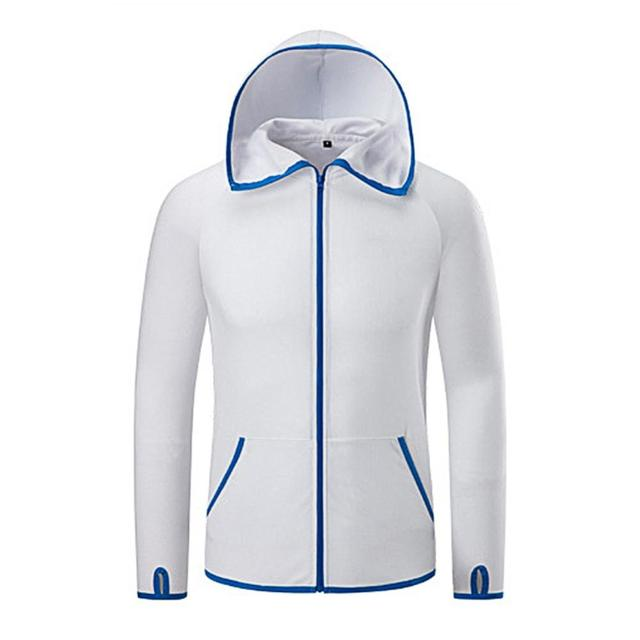 Unisex Hydrophobic Anti-Fouling Fishing Clothing Coat Waterproof Quick-Drying Outdoor Hunting Camping Hiking Hooded Jackets 5
