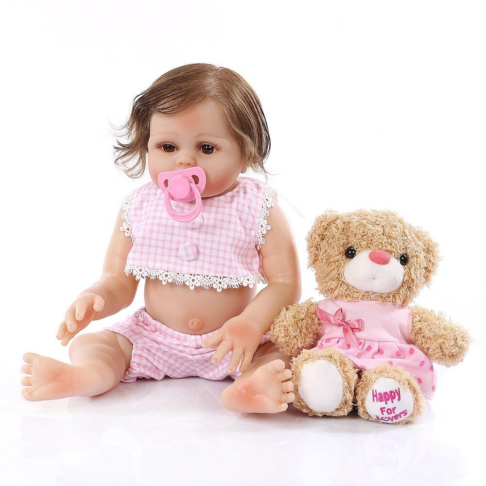 48 Centimeter NPK Model Infant Full Body Silica Gel Baby Best Seller Cute Realistic Non-mainstream Product