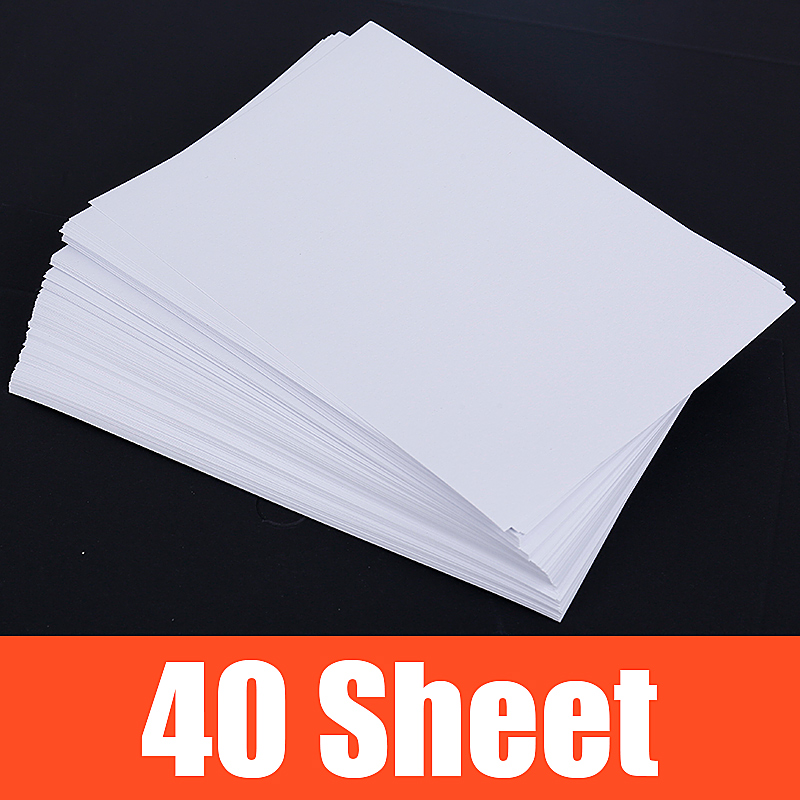 "40/20 Sheet 4R 6"" 4x6 Glossy Photo Paper For Inkjet Printer Photos 10*15cm Not Fading Photo Printing Paper Quick-dry Photopapper"