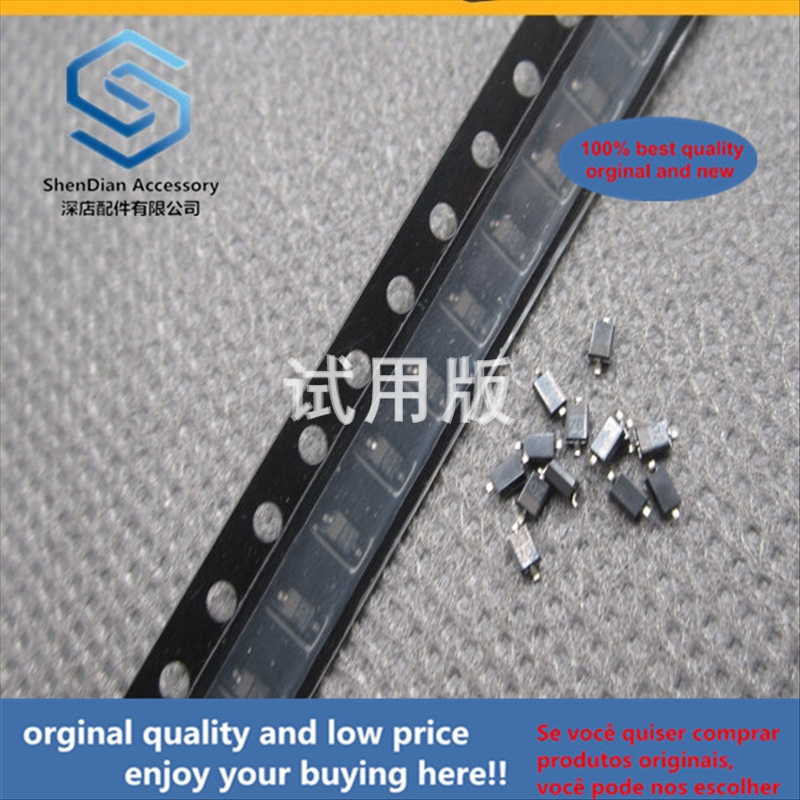 50pcs 100% Orginal New Best Quality Zener Diode PDZ2.4B SOD-323 2.4V SMD Zener Diode 0805 Package