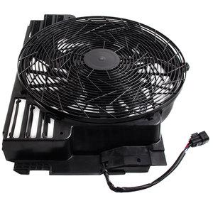 Image 1 - A/c acラジエーターコンデンサー冷却プッシャーファン 5 ブレードbmw X5 E53 00 06 E53 シリーズ 64546921381 3.0 4.4 4.6