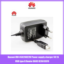 Huawei HW-050200E 2W Power supply charger 5V 2A USB type B Router B683 B260 B970