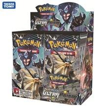 Lote de Cartas coleccionables de Pokemon Tcg, set de 36 unidades de Cartas coleccionables, juguetes de regalo de cumpleaños, sol y luna, Ultra Prism, 324 Uds.