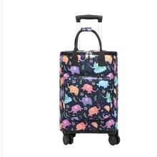 Grocery Shopping Bag With Wheels Portable Folding Travel Trolley Shopping Bag Picnic Insulation Shopping Bag Household Grocery