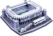 Металлический 3d пазл игрушка для футбольного поля Сборная модель
