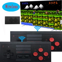 818 4K Games USB Wireless Console Classic Game Stick Video Game Console 8Bit Mini Retro Controller HDMI Output Dual Player HD AV