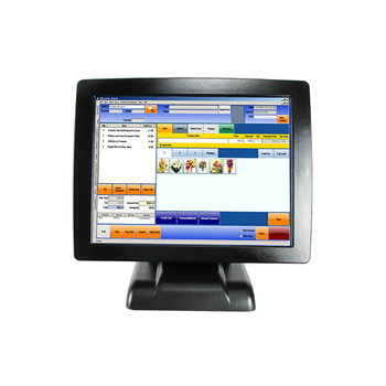 """Cash Register Hot Sale 15"""" resistive Touch Screen Monitor POS System  Supermarket Factory Low Price pos terminal"""