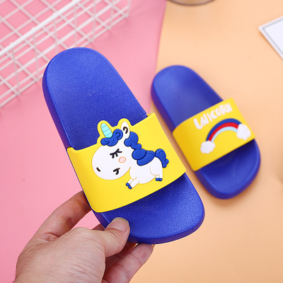 Boys Girls Sandal Bath Shower Pool Swimming Slide Sandal Slippers Little Kid//Big Kid