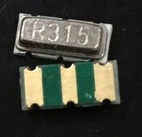 20 Pcs R315A R315 Sega Patch di Posizionamento di Precisione 3P 75K R315A 3*7 433A(China)