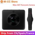 Xiaomi Mijia панорамная камера с углом обзора 360 °, класс IP67, 6 осей, EIS, Wi-Fi, Bluetooth, 3,5 K, запись видео, аккумулятор 1600 мАч, набор сферических камер