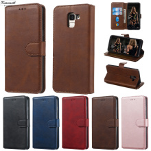 Leather Wallet Case For Samsung Galaxy J4 Plus J6 J8 2018 J330 J530 J730 J120 J310 J510 J710 J3 J5 J7 Prime Flip Card Cover Capa 3d butterfly leather flip wallet case for samsung galaxy j8 j7 j6 j5 j4 j3 j2 j1 2016 2017 2018 plus prime pro core phone cover