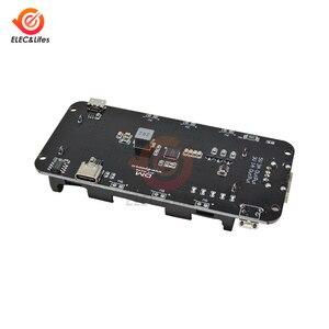 Image 5 - Плата расширения мобильного телефона 5 В/3 В/1 А, двойная литиевая Защита аккумулятора 18650 V8, Micro USB зарядное устройство для Arduino ESP32/ESP8266