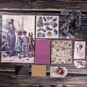 Image 1 - 5 סט Kawaii מכתבים מדבקות ויג יד יומן מתכנן דקורטיבי נייד מדבקות רעיונות DIY קרפט מדבקות