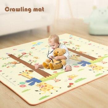 Playmat Baby Play Mat Toys For Children's Mat Rug Kids Developing Mat Rubber Eva Foam Play Puzzles Foam Carpets DropShipping