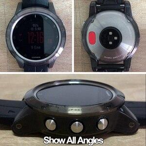 Image 4 - Crystal Clear TPU מקרה עבור Garmin Fenix 6 6S 6X פרו רך סיליקון מגן Case כיסוי עבור Vivoactive 4 4S שעון אבזרים