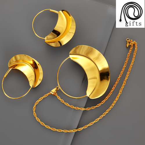 Ethlyn Gold Color Copper...