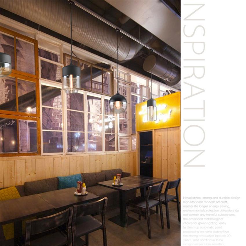 H9cddd3fceb9e4374a0096a8bda251e2ci - Modern Home Decor Pendant Lights Nordic Clear Glass Lampshade Pendant Light Indoor Lighting Living Room Hanglamp Light Fixture