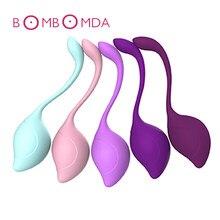5 sztuk silikonowe inteligentne Ball wibrator kula stożkowa Ben Wa Ball pochwy dokręcić maszyna do ćwiczeń Sex zabawki dla kobiet pochwy Geisha Ball