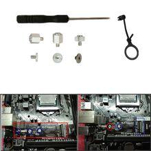 Рука Инструмент Отвертка Подставка Выкл. Отвертка Винт Шестигранник Гайка Крепление Michaelia M.2 SSD Крепление Винты Комплект для -ASUS материнских плат