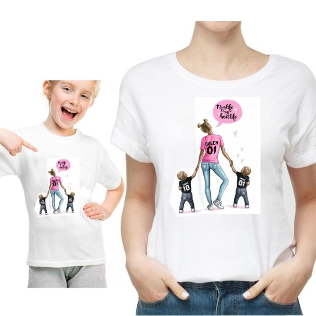 Mommy Me Clothes T Shirt...