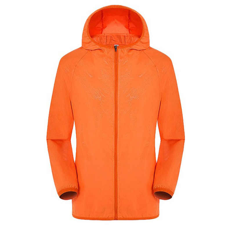 GAOKE Coat 남성 여성 캐주얼 자외선 차단 의류 자켓 Windproof Ultra-Light Rainproof Windbreaker