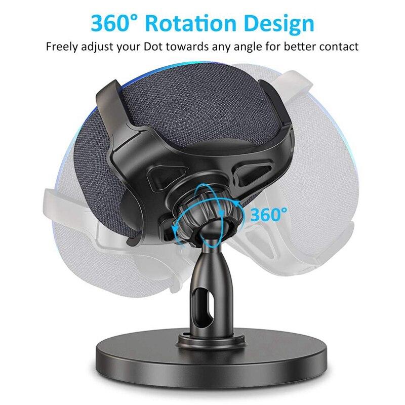 3rd generation, 360 ° suporte ajustável suporte