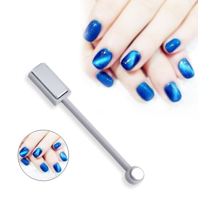 Nail Tools Cat Eye Magnetic Rod Powerful Magnet Suitable for cat eye gel polishing beauty nail tools Nail Art Decoration 5