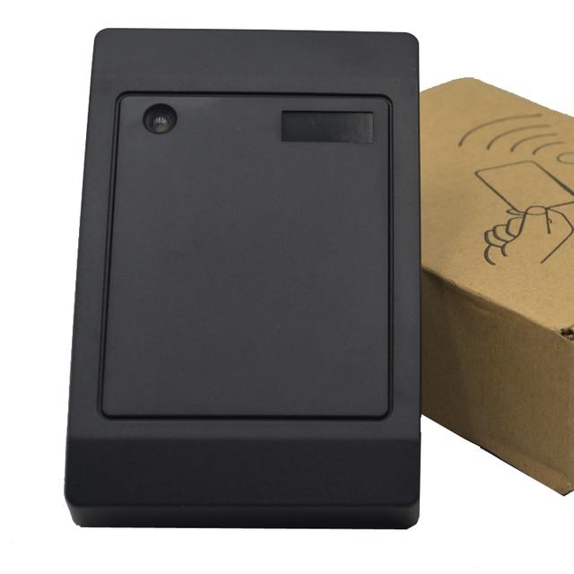 ID Smart Card Readers Access Control Card Reader WG26//34 ID//IC Reading Controller Waterproof RFID Card Reader