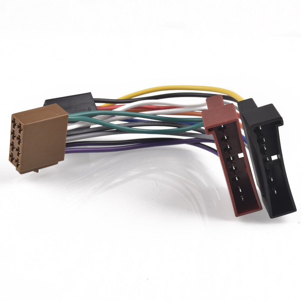 Car Radio ISO Adapter Cable Plug Harness Connector For Ford Fiesta Mk4 Escort Mondeo Focus Granada Explorer