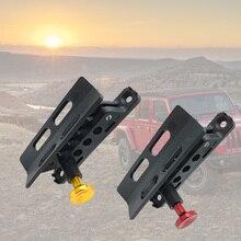 New Arrivals !Extinguisher Mount Bracket Adjustable Fit for Jeep Wrangler Sport/ JK/ Sahara Fire Extinguisher Holder
