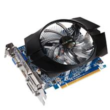 Used GIGABYTE graphics card GV-N650OC-1GI uses NVIDIA GeForce GTX 650 graphics chip Built-in 1024MB GDDR5 graphics memory