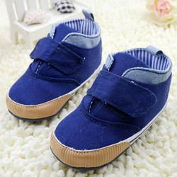 Детские хлопковые ботильоны для мальчиков; парусиновая мягкая высокая обувь для самых маленьких кроссовки 11, 12, 13, # E
