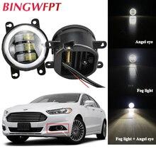 Fog-Light Angel-Eye Ford Fusion Grand Vitara Suzuki Car-Accessories 12V U.S. with LED