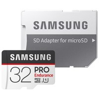 Samsung 32G Durable Video Monitoring Memory Card Supports 4K Camera Professional Driving Recorder Memory Card