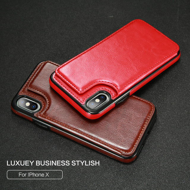 Leather Case iPhone 7 1