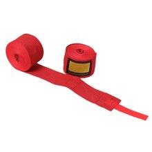 Boxing-Bandage Taekwondo Elastic Professional Sport Wrist Wrap Weave Hand-Protection