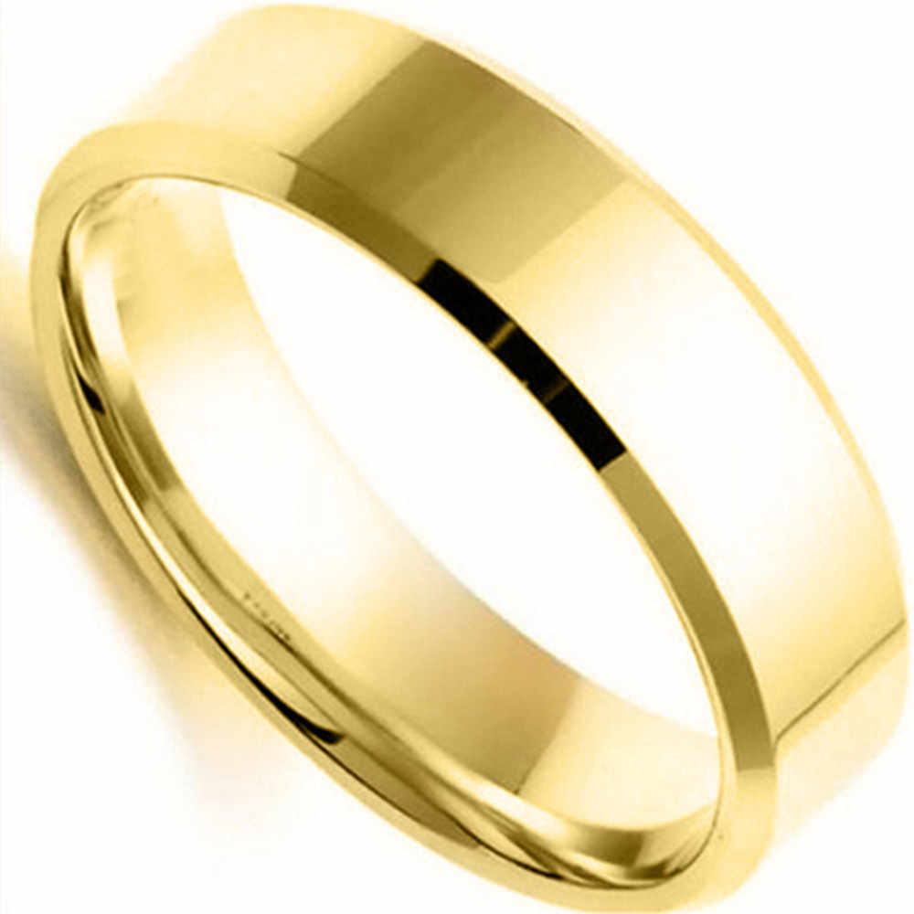Baja Titanium 8 Mm Perhiasan Perak Gold Hitam Mawar Emas Cincin untuk Pria Wanita Fashion Perhiasan US 5- 14 Grosir Кольца Кольцо
