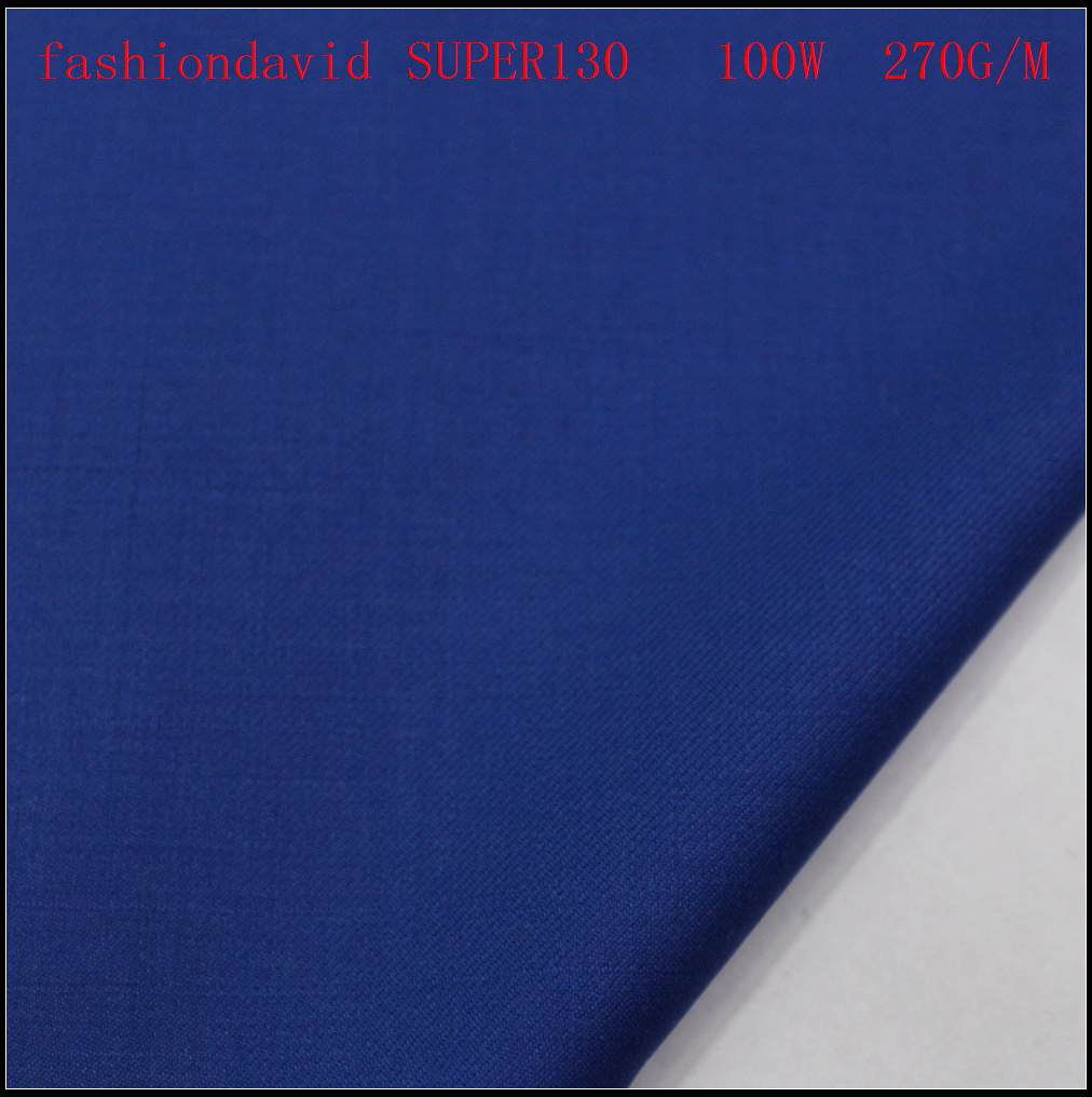 2019 New High Quality Factory Super 130 Fine Wool Cashmere Fabric For Men's Suit Jacket Pant Vest Cloth Material Best Quality