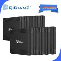 10pc Smart TV BOX x96Air Android 9.0 8K Dual Wifi Media player Play Store App Veloce Set top BOX X96 Aria PK HK1MAX H96