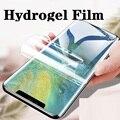 Гидрогелевая пленка для Sharp Aquos Sense4/Zero5G (не закаленное стекло) для Sharp Aquos Sens5G, Защитная пленка для экрана