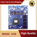 Оригинальная видеокарта FirePro M6000 Vedio GDDR5 2G CN-0FHC4H 216-0835033 для Dell M4600 M4700 M6600 M6700 отлично работает