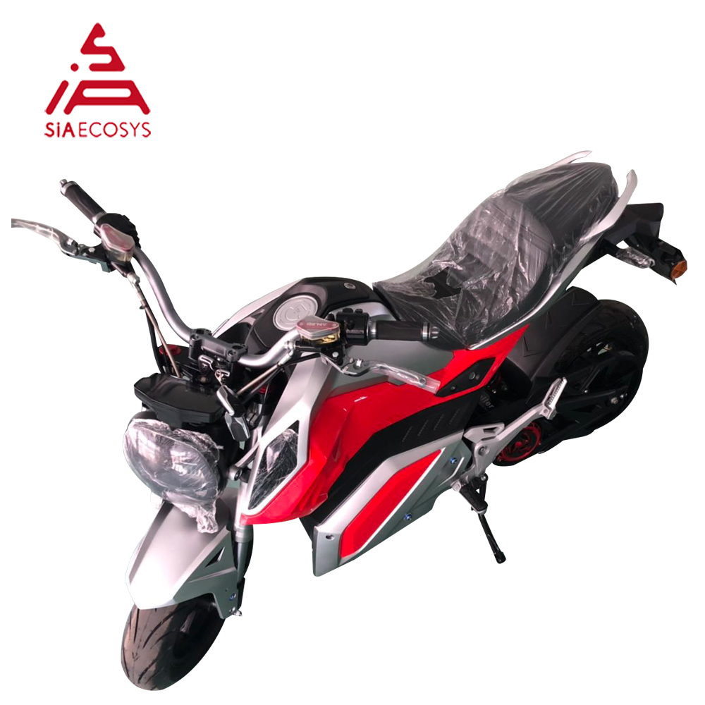 72V 100kph High Power Adult OEM-V1 Electric Motorcycle Motorbike With CAN BUS